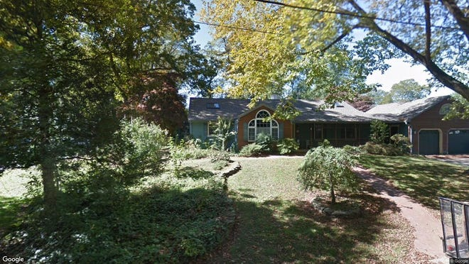 This Google Street View image shows the approximate location of 232 Evergreen Drive in Moorestown. The property at this address changed hands in October 2019, when new owner bought the property for $435,000.