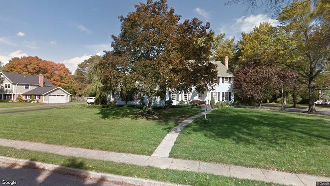 This Google Street View image shows the approximate location of 729 Paddock Path in Moorestown. The property at this address changed hands in October 2019, when new owners bought the property for $500,000.