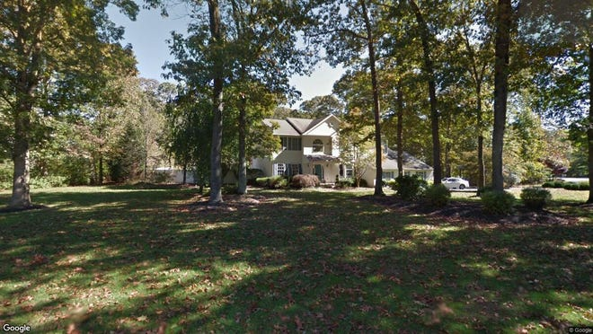 This Google Street View image shows the approximate location of 15 Meadowbrook Drive in Shamong. The property at this address changed hands in October 2019, when new owner bought the property for $442,000.