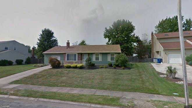 This Google Street View image shows the approximate location of 302 Windsor Lane in Evesham. The property at this address changed hands in October 2019, when new owners bought the property for $253,000.