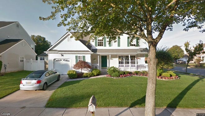 This Google Street View image shows the approximate location of 6 Buckley Lane in Evesham. The property at this address changed hands in September 2019, when new owner bought the property for $365,000.