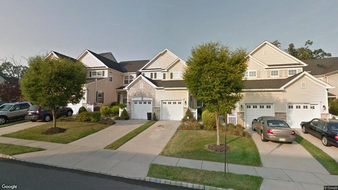 This Google Street View image shows the approximate location of 5 Crest Court in Mount Laurel. The property at this address changed hands in October 2019, when new owners bought the property for $279,900.