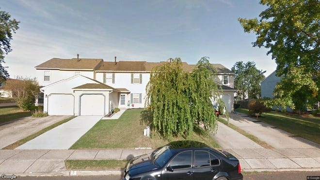 This Google Street View image shows the approximate location of 5 N. Hill Drive in Westampton. The property at this address changed hands in June 2019, when new owners bought the property for $177,000.