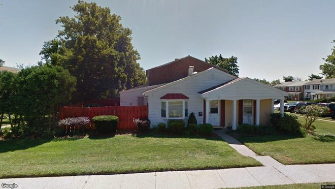 This Google Street View image shows the approximate location of 141 Rittenhouse Drive in Willingboro. The property at this address changed hands in July 2019, when new owner bought the property for $70,000.