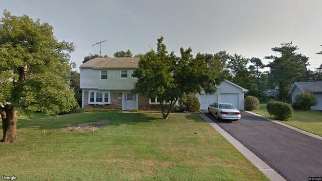 This Google Street View image shows the approximate location of 28 Turner Lane in Willingboro. The property at this address changed hands in July 2019, when new owners bought the property for $160,000.