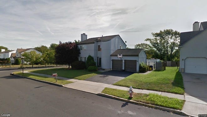 This Google Street View image shows the approximate location of 2 Derry Drive in Willingboro. The property at this address changed hands in August 2019, when new owners bought the property for $280,000.