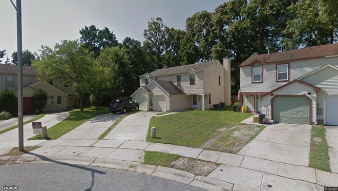 This Google Street View image shows the approximate location of 12 Ark Court in Washington. The property at this address changed hands in October 2019, when new owner bought the property for $143,000.