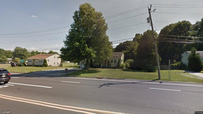 This Google Street View image shows the approximate location of 178 Hurffville Crosskeys in Washington. The property at this address changed hands in October 2019, when new owners bought the property for $199,000.