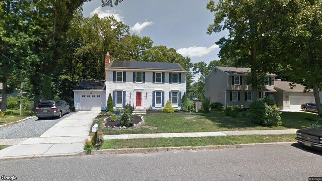 This Google Street View image shows the approximate location of 125 Hurffville Road in Washington. The property at this address changed hands in September 2019, when new owners bought the property for $264,900.