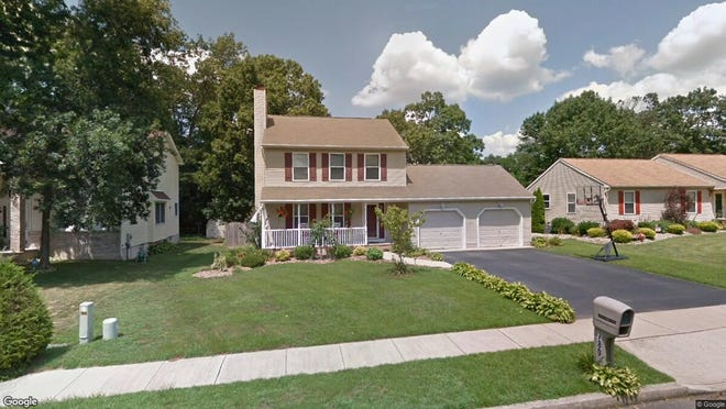 This Google Street View image shows the approximate location of 780 Timber Brook Drive in Vineland. The property at this address changed hands in November 2019, when new owner bought the property for $205,500.
