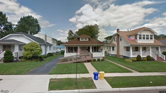 This Google Street View image shows the approximate location of 67 Hull Ave. in Freehold Borough. The property at this address changed hands in November 2019, when new owner bought the property for $209,900.