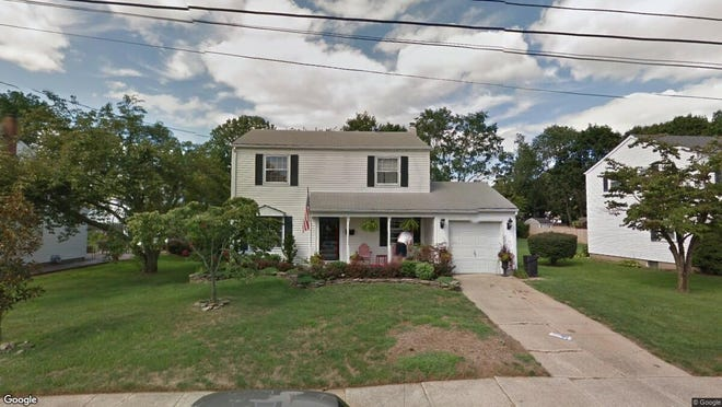 This Google Street View image shows the approximate location of 5 Briar Road in Freehold Borough. The property at this address changed hands in November 2019, when new owners bought the property for $390,000.