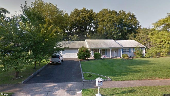 This Google Street View image shows the approximate location of 24 Poet Drive in Matawan. The property at this address changed hands in November 2019, when new owners bought the property for $469,000.