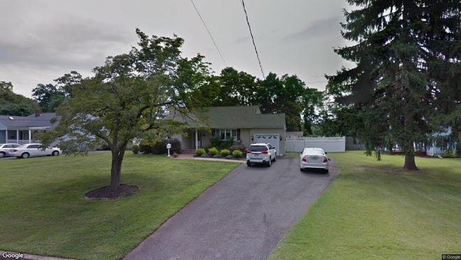 This Google Street View image shows the approximate location of 161 Riverbrook Ave. in Middletown. The property at this address changed hands in November 2019, when new owners bought the property for $460,000.