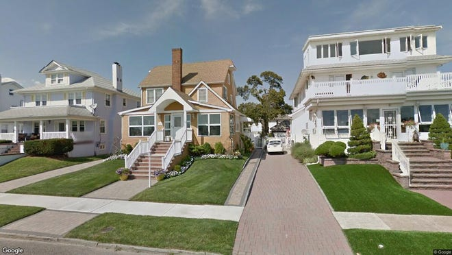 This Google Street View image shows the approximate location of 308 Monmouth Ave. in Bradley Beach. The property at this address changed hands in November 2019, when new owners bought the property for $975,000.