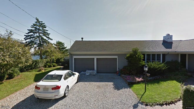This Google Street View image shows the approximate location of 10 Packer Ave. in Rumson. The property at this address changed hands in October 2019, when new owners bought the property for $1,250,000.