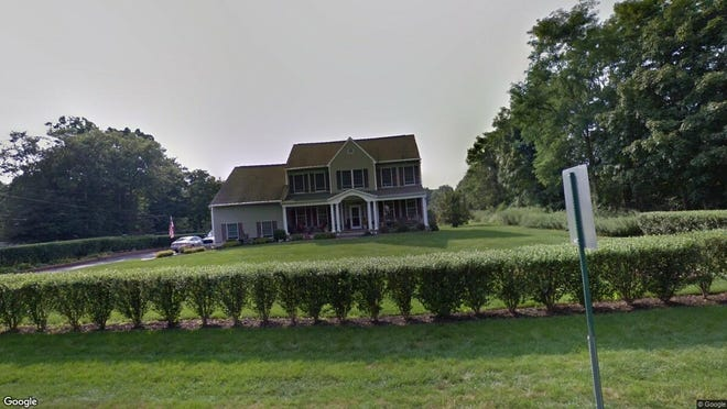 This Google Street View image shows the approximate location of 787 Palmer Ave. in Holmdel. The property at this address changed hands in November 2019, when new owner bought the property for $620,000.