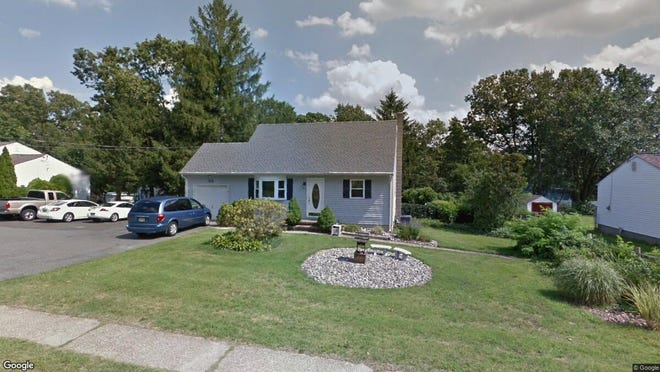 This Google Street View image shows the approximate location of 325 Aldrich Road in Howell. The property at this address changed hands in November 2019, when new owner bought the property for $295,000.