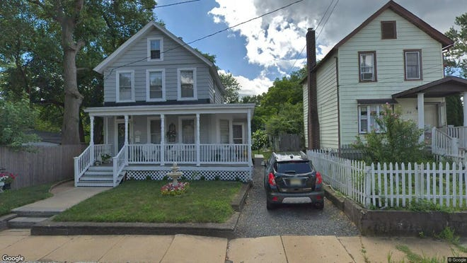 This Google Street View image shows the approximate location of 220 Second in Keyport. The property at this address changed hands in October 2019, when new owner bought the property for $225,000.