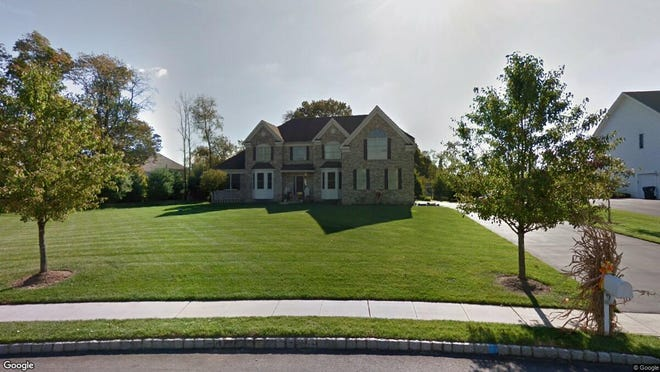 This Google Street View image shows the approximate location of 9 Saratoga Court in Marlboro. The property at this address changed hands in November 2019, when new owners bought the property for $980,000.