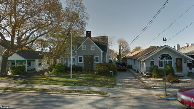 This Google Street View image shows the approximate location of 17 Ocean Ave. in Manasquan. The property at this address changed hands in November 2019, when new owners bought the property for $912,000.