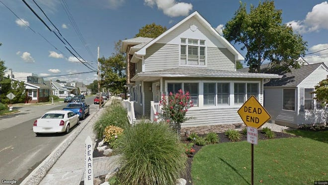 This Google Street View image shows the approximate location of 35 Pearce Court in Manasquan. The property at this address changed hands in November 2019, when new owners bought the property for $865,000.