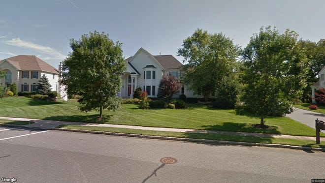 This Google Street View image shows the approximate location of 48 Coleridge Drive in Marlboro. The property at this address changed hands in November 2019, when new owners bought the property for $907,000.