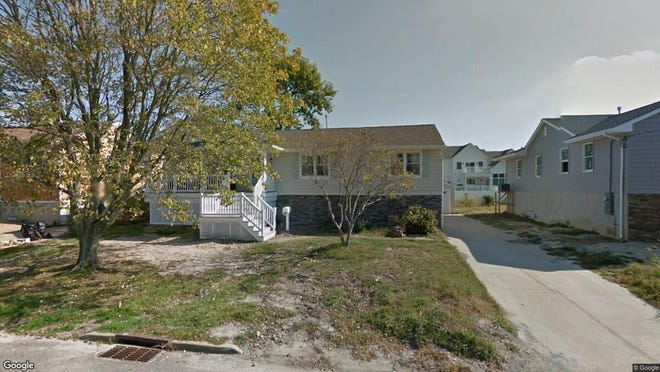 This Google Street View image shows the approximate location of 18 Robbins St. in Monmouth Beach. The property at this address changed hands in November 2019, when new owners bought the property for $795,000.