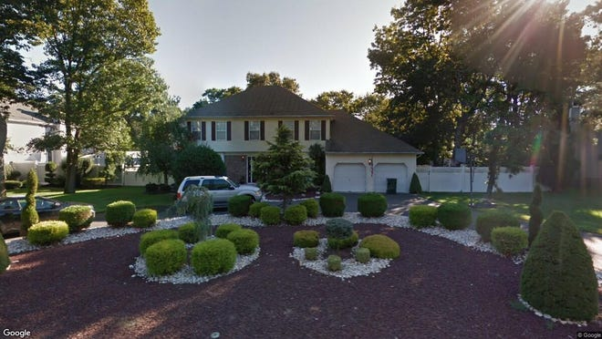 This Google Street View image shows the approximate location of 91 Pinewood Road in Howell. The property at this address changed hands in December 2019, when new owners bought the property for $475,000.