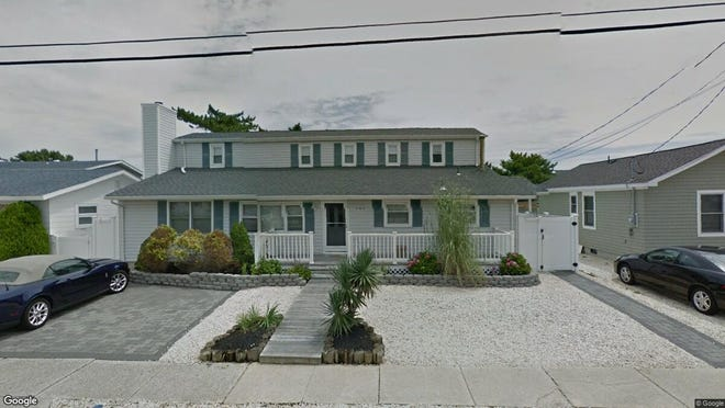 This Google Street View image shows the approximate location of 422 Hialeah Drive in Toms River. The property at this address changed hands in October 2019, when new owners bought the property for $590,000.