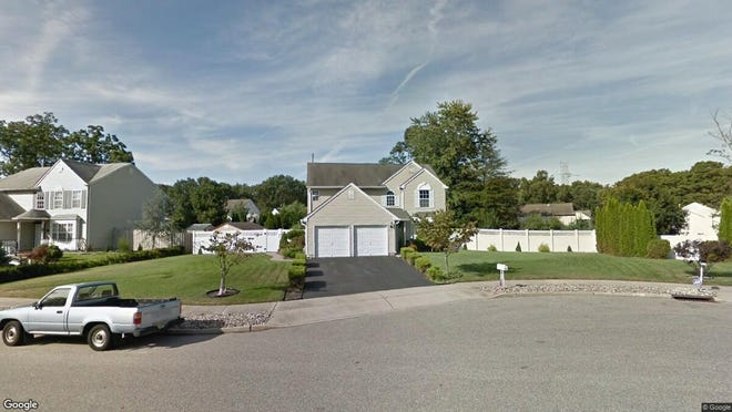 This Google Street View image shows the approximate location of 930 Mcguire Drive in Toms River. The property at this address changed hands in November 2019, when new owners bought the property for $370,000.