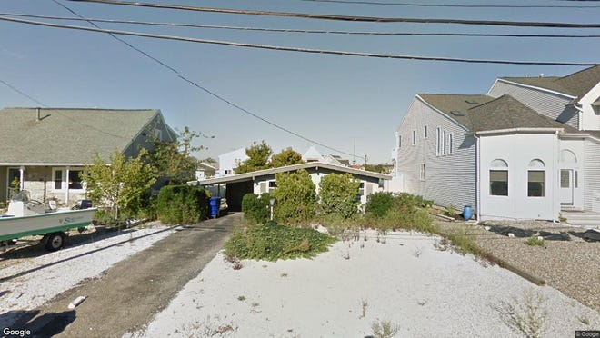 This Google Street View image shows the approximate location of 46 Pilot Road in Toms River. The property at this address changed hands in October 2019, when new owner bought the property for $225,000.