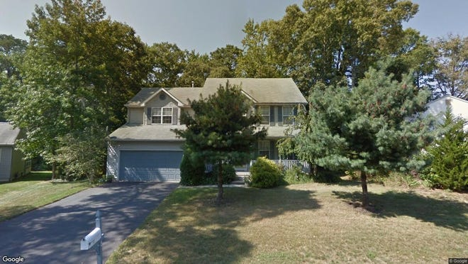 This Google Street View image shows the approximate location of 4 Sherwood Drive in Little Egg Harbor. The property at this address changed hands in November 2019, when new owner bought the property for $250,000.