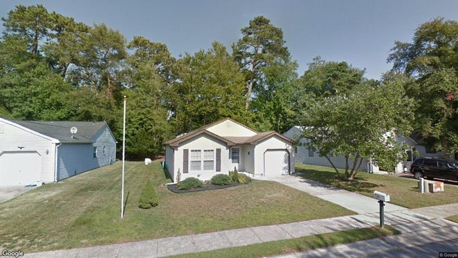 This Google Street View image shows the approximate location of 320 Lexington Drive in Little Egg Harbor. The property at this address changed hands in October 2019, when new owner bought the property for $110,000.