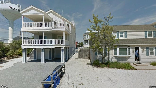 This Google Street View image shows the approximate location of 1 E. Sea Breeze Drive in Long Beach Township. The property at this address changed hands in November 2019, when new owners bought the property for $885,000.