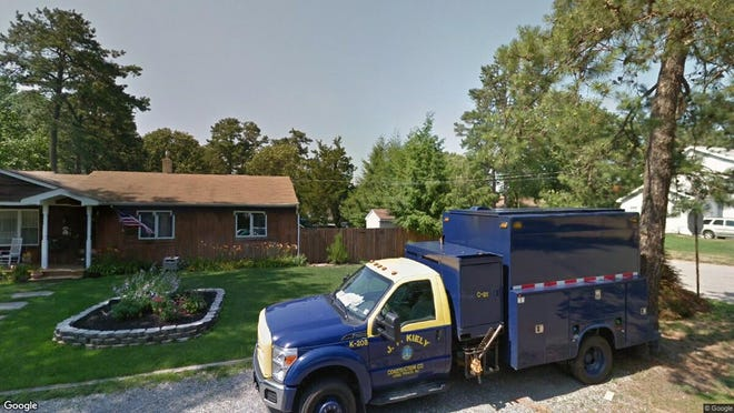 This Google Street View image shows the approximate location of 641 Broadway Blvd. in Manchester. The property at this address changed hands in October 2019, when new owners bought the property for $281,500.