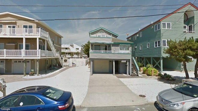 This Google Street View image shows the approximate location of 129 E. 26th St. in Ship Bottom. The property at this address changed hands in October 2019, when new owner bought the property for $850,000.