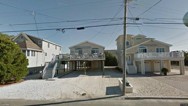 This Google Street View image shows the approximate location of 205 N. 13th St. in Surf City. The property at this address changed hands in November 2019, when new owners bought the property for $735,000.