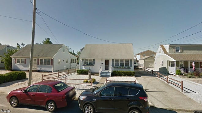 This Google Street View image shows the approximate location of 258 N. Fifth St. in Surf City. The property at this address changed hands in August 2019, when new owners bought the property for $565,000.