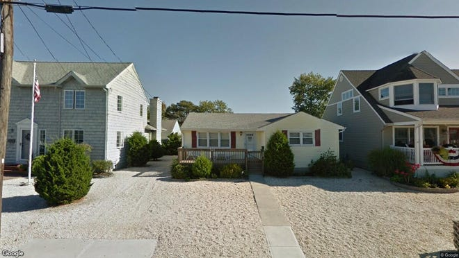 This Google Street View image shows the approximate location of 369 N. Second St. in Surf City. The property at this address changed hands in November 2019, when new owners bought the property for $585,000.
