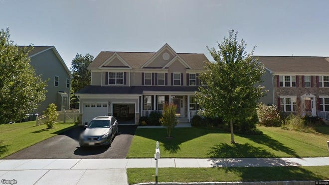 This Google Street View image shows the approximate location of 79 Freedom Hills Drive in Barnegat. The property at this address changed hands in November 2019, when new owners bought the property for $365,000.