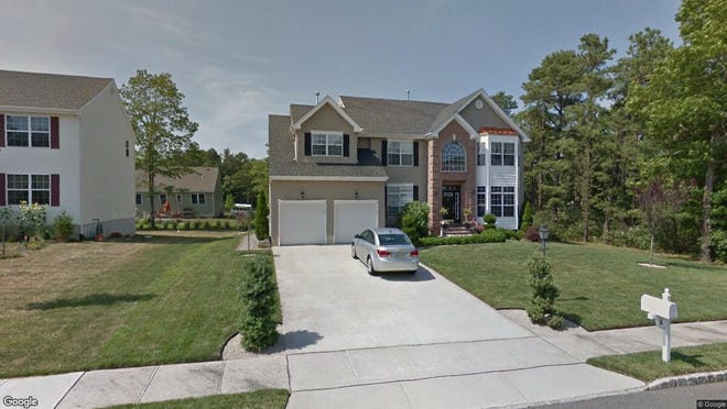 This Google Street View image shows the approximate location of 34 Tina Way in Barnegat. The property at this address changed hands in October 2019, when new owners bought the property for $400,000.