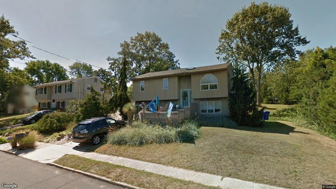 This Google Street View image shows the approximate location of 616 Illinois Ave. in Brick. The property at this address changed hands in October 2019, when new owner bought the property for $240,000.