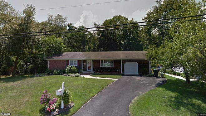 This Google Street View image shows the approximate location of 240 Emerald Drive in Brick. The property at this address changed hands in November 2019, when new owners bought the property for $292,000.