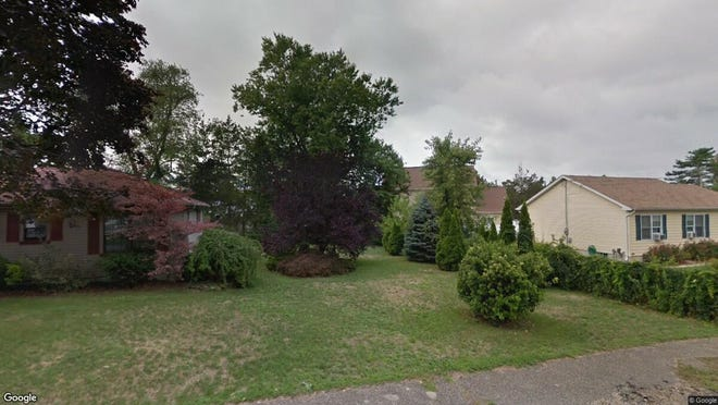 This Google Street View image shows the approximate location of 711 Pine Drive in Brick. The property at this address changed hands in November 2019, when new owner bought the property for $320,000.