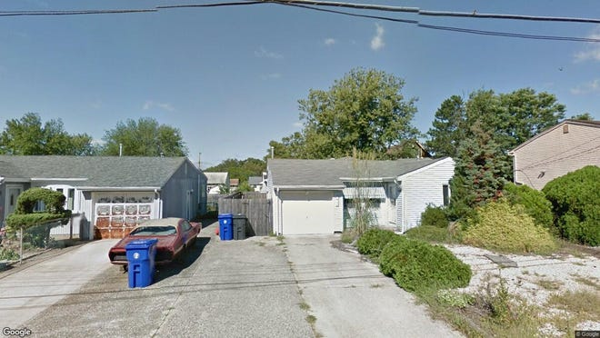 This Google Street View image shows the approximate location of 60 Cattus St. in Toms River. The property at this address changed hands in November 2019, when new owner bought the property for $99,900.