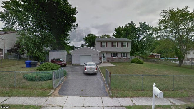 This Google Street View image shows the approximate location of 18 Woodlark Road in Toms River. The property at this address changed hands in October 2019, when new owners bought the property for $270,000.