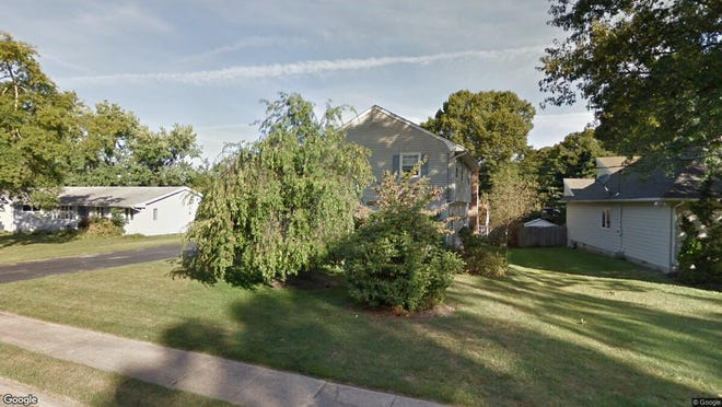 This Google Street View image shows the approximate location of 884 Westminster Drive in Toms River. The property at this address changed hands in November 2019, when new owners bought the property for $365,000.
