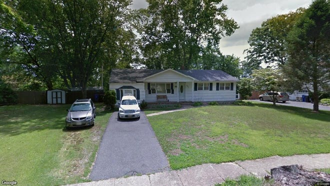 This Google Street View image shows the approximate location of 529 River Terrace in Toms River. The property at this address changed hands in November 2019, when new owners bought the property for $254,000.