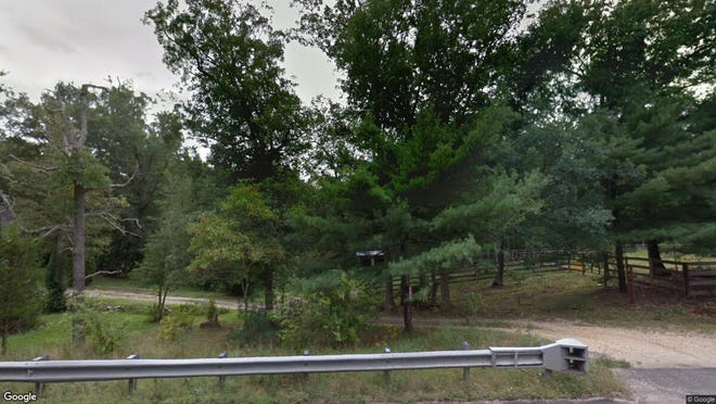 This Google Street View image shows the approximate location of 1254 Toms River Road in Jackson. The property at this address changed hands in September 2019, when new owners bought the property for $290,000.